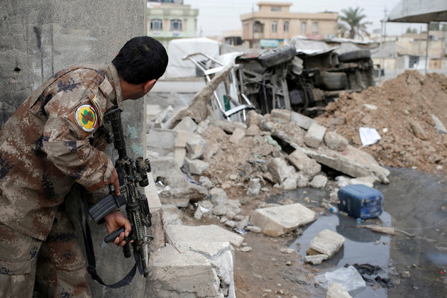 ISIS Has Killed 21 Civilians in Mosul