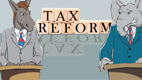 major tax reform coming