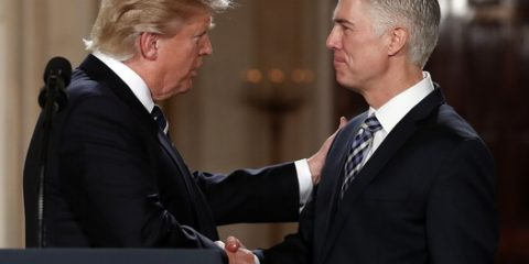 judge neil gorsuch, Trump's Supreme Court Choice