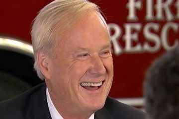 Chris Matthews Makes Rape Joke About Hillary