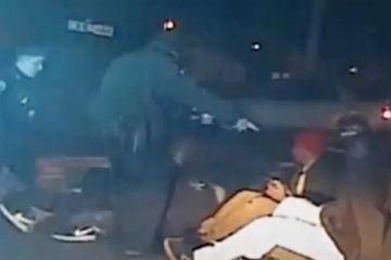 Police Video Reveals What Happens When Black Teen Shot In Little Rock - VIDEO