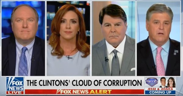 Indictments Are Coming for the Clintons
