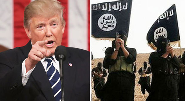 President Trump Pulls All U.S. Troops From Syria Declares Victory Over ISIS