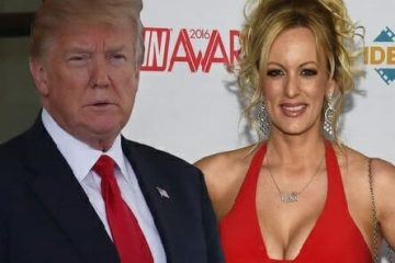 Stormy Daniels Ordered by Federal Judge to Pay President Trump $293,000 in Attorney Fees