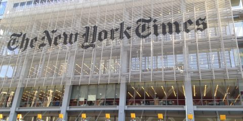 Former Top Editor of New York Times Admits They are Anti-Trump