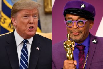 President Trump Blasts Spike Lee