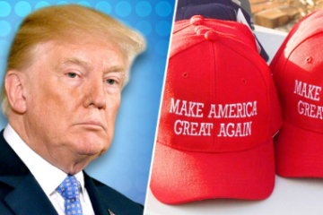 MAGA Hats Banned