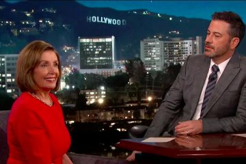 Jimmy Kimmel Nancy Pelosi