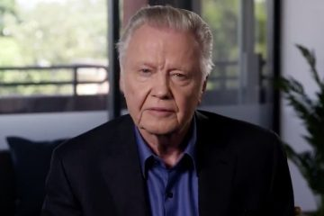 Jon Voight is All-In on President Trump