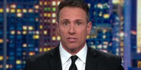 Chris Cuomo Says 'Concentration Camps'