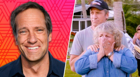 Mike Rowe 'Returns the Favor'
