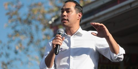 Democrat 2020 Hopeful Julian Castro