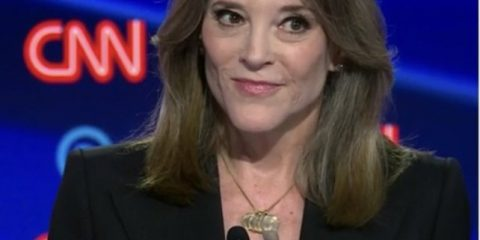 Democrat Candidate Marianne Williamson