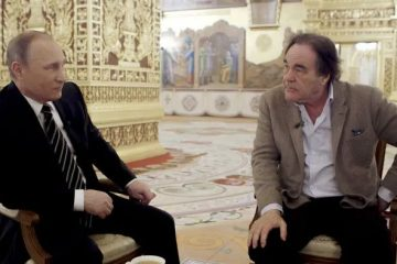Interview with Vladimir Putin and Oliver Stone Discussing Russian Interference