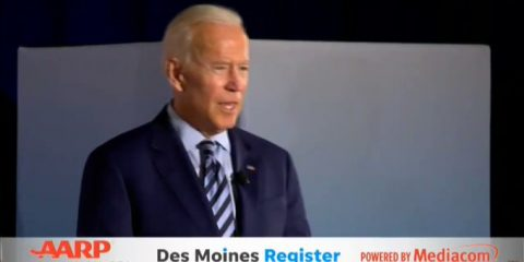 Joe Biden Repeats Failed Obamacare Line