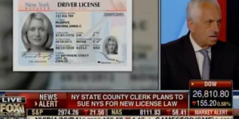 New York State is Issueing Driver's Licenses to Illegal Immigrants that Look Exactly Like a Citizen's License