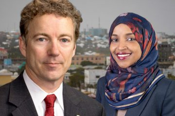 Senator Rand Paul Offers Ilhan Omar a Ticket Back to Somalia