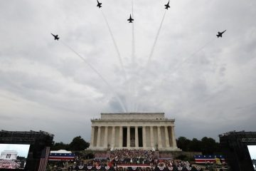 Trump's 4th of July Parade