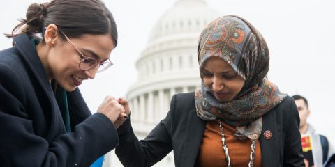 Very Low Approval Ratings for AOC and Ilhan Omar