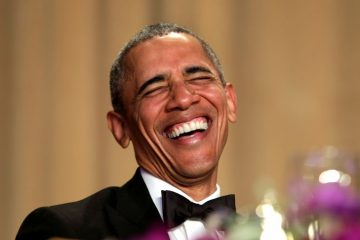 barack obama laughing poisoning our democracy