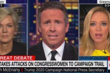 chris cuomo trump is a racist