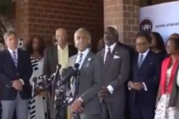 Al Sharpton Heckled by Angry Baltimoreans