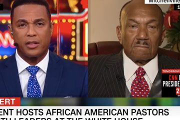 Don Lemon Pastor Bill Owens