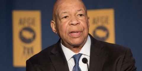 Elijah Cummings Burglary