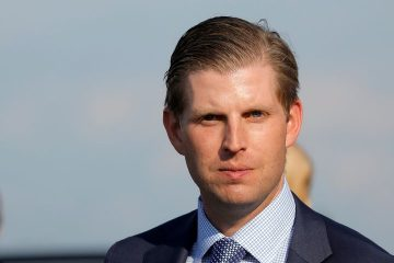 eric trump sues lawrence o'donnell