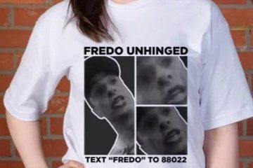 fredo unhinged shirt