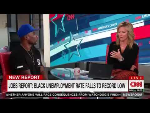 CNN Guest Says Trump Will Put Black People in Cages, Host Nods in Approval - Daily Political Newswire