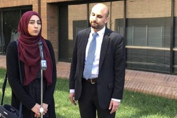 Muslim Woman Sues Virginia Company