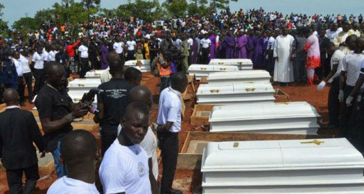 Over 50 Christians Murdered in Nigeria