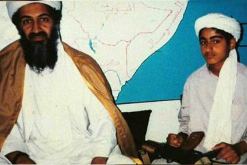 hamza bin laden, obama bin laden's son