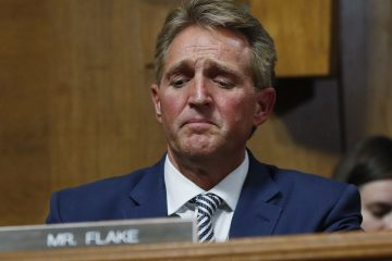 jeff flake prediction
