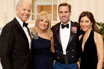 joe biden hunter biden beau biden's widow