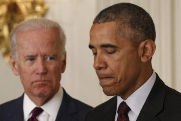 Joe Biden Throws Obama Under the Bus