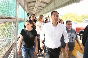 Julian Castro's Stunt at the Border