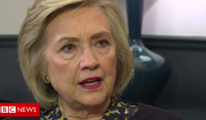 Clinton Claims She's Facing 'Pressure' to Join 2020 Race: 'I want to Retire Trump'
