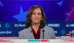Watch: Homewrecker Harris Attempts Southern 'Blaccent' During Dem Debate
