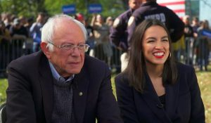 Sanders: 'AOC will have Key Role in White House if I'm Elected'