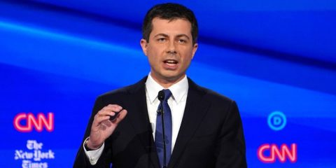 pete buttigieg migrants compensated