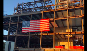 VA Officials Order Removal of American Flag from Construction Site
