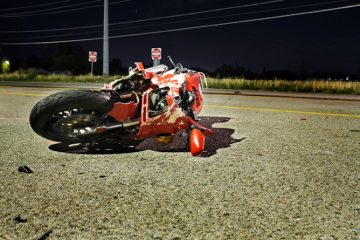 motorcycle crash covid-19