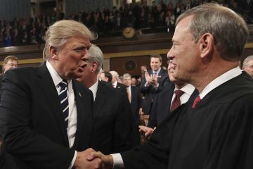 dick edwards chief justice john roberts trump