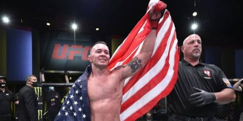 ufc fighter colby covington