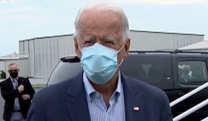 15 Days to Flatten the Curve: Biden Wants to Mandate Masks for First 100 Days