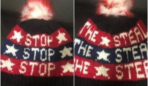 Etsy Bans User Selling 'Stop the Steal' Beanies, Cites 'Harmful Misinformation'