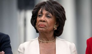 Auntie Maxine Declares 'Every Day This Nation Gets More Racist'