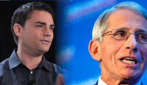 Shapiro Goes HAM on Fauci: 'Are You Out of Your Damned Mind?' [VIDEO]